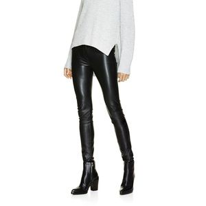Wilfred Free Rebelle vegan leather leggings
